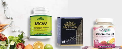 SUPPLEMENTS, HERBAL & NATURAL PREPARATIONS